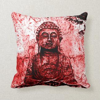 Almofada Travesseiro decorativo vermelho do luxuoso de