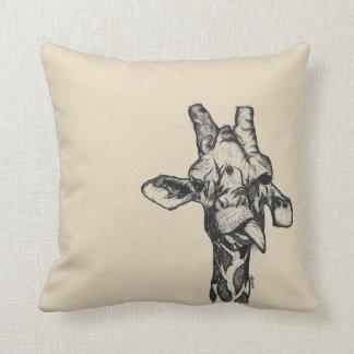 Almofada Travesseiro do acento do girafa de Avery