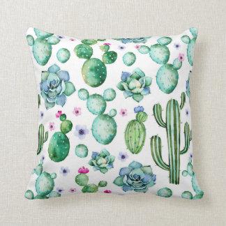 Almofada Travesseiro do acento do Succulent