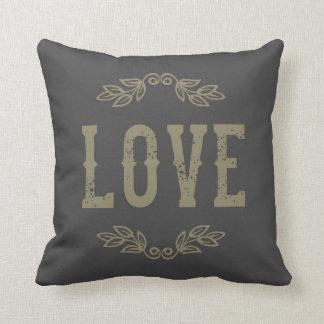 "Almofada Travesseiro do ""amor"" do país"