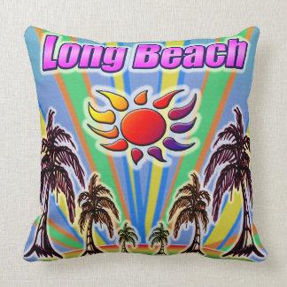 Almofada Travesseiro do amor do verão de Long Beach