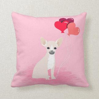 Almofada Travesseiro do amor dos namorados da chihuahua -