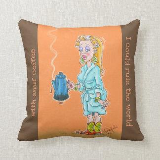 Almofada Travesseiro do café de Enuf