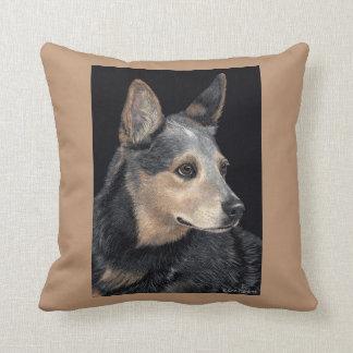 """Almofada Travesseiro do cão do gado - """"Quigley """""""