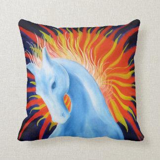 Almofada Travesseiro do cavalo do espírito