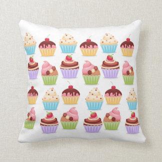 Almofada Travesseiro do cupcake