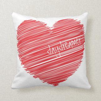 "Almofada travesseiro do ""daydreamer"""