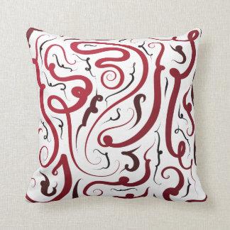 Almofada Travesseiro do desenhista por Leslie Harlow