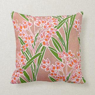 Almofada Travesseiro do design de Nouveau da arte