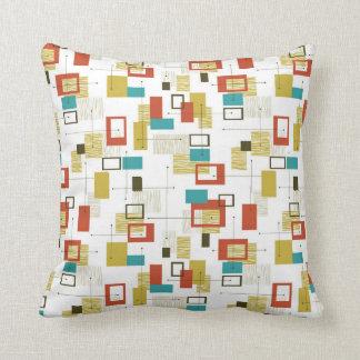Almofada Travesseiro do design moderno do meio século