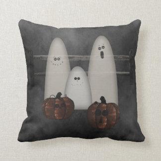 Almofada Travesseiro do Dia das Bruxas dos fantasmas e das