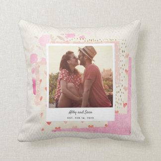 Almofada Travesseiro do dia dos namorados da foto do estilo