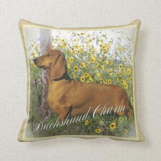 Almofada Travesseiro do encanto do Dachshund