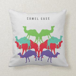 Almofada Travesseiro do exemplo do camelo