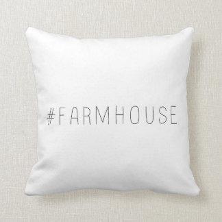 Almofada Travesseiro do #Farmhouse