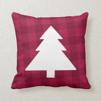 Almofada Travesseiro do feriado da árvore de Natal da