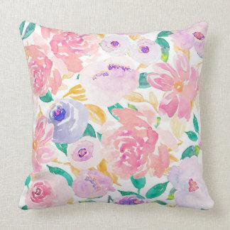 Almofada Travesseiro do Fling do primavera da flor de Indy