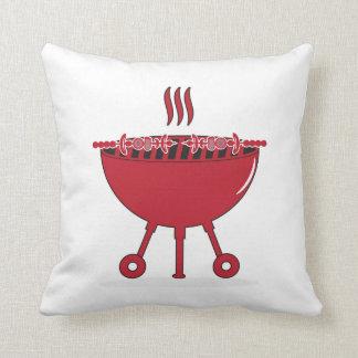 Almofada Travesseiro do fogão da grade do CHURRASCO
