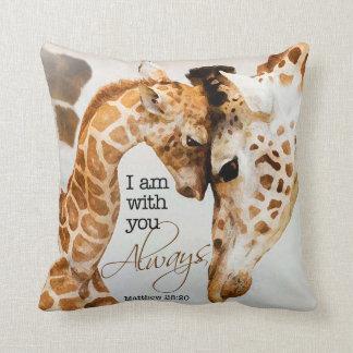 Almofada Travesseiro do girafa