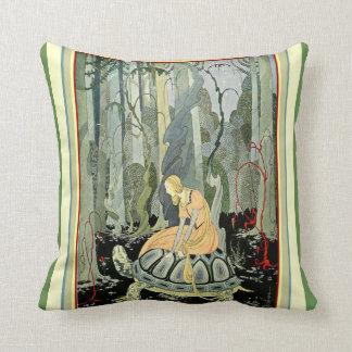 Almofada Travesseiro do impressão do conto de fadas de