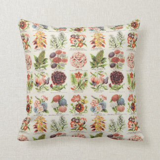 Almofada Travesseiro do jardim da semente de flor do