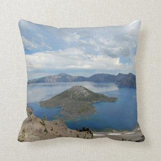 Almofada Travesseiro do lago crater