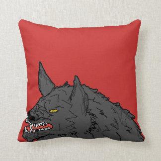 Almofada travesseiro do lobo