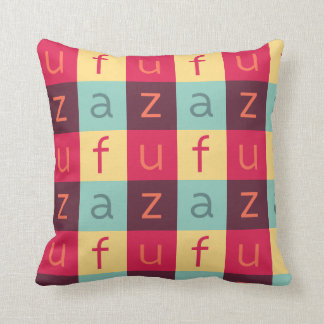 Almofada Travesseiro do logotipo da ARTE de Uffizi