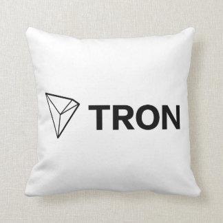 Almofada Travesseiro do logotipo de TRON TRX TRONIX