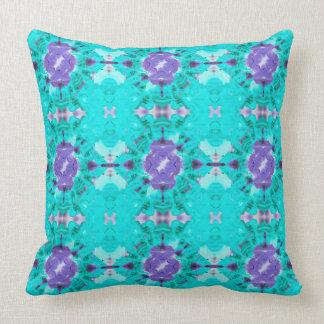 Almofada Travesseiro do partido de jardim de Rhododendren