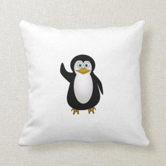 Almofada Travesseiro do pinguim