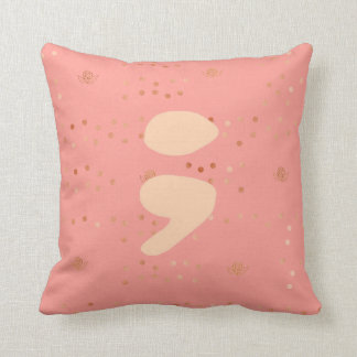 Almofada Travesseiro do Semicolon