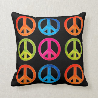 Almofada Travesseiro do sinal de paz