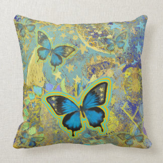 Almofada Travesseiro do sonho da borboleta