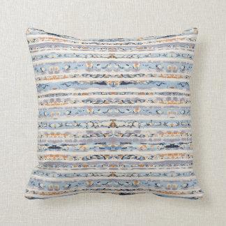 Almofada Travesseiro do teste padrão das listras de Boho