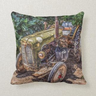 Almofada Travesseiro do trator de fazenda