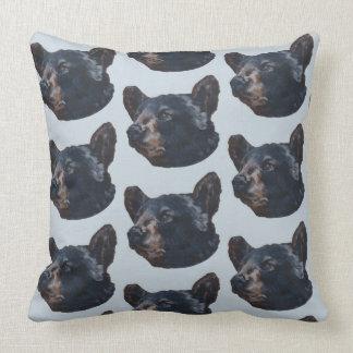 Almofada Travesseiro do urso preto