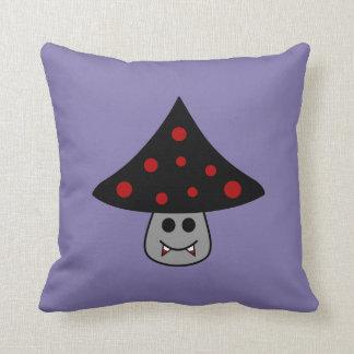 Almofada Travesseiro do vampiro do cogumelo