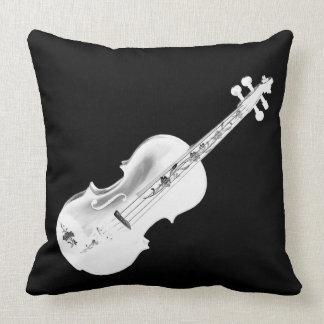 Almofada travesseiro do violino
