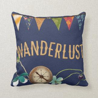 Almofada Travesseiro do Wanderlust