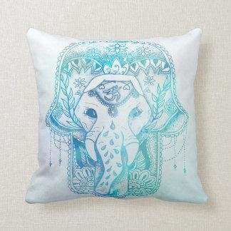 Almofada Travesseiro do Watercolour de Boho