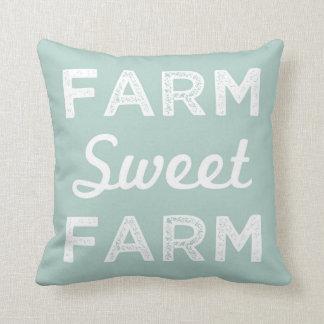 Almofada Travesseiro doce da fazenda da fazenda