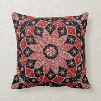 Almofada Travesseiro doodling do design da arte popular da