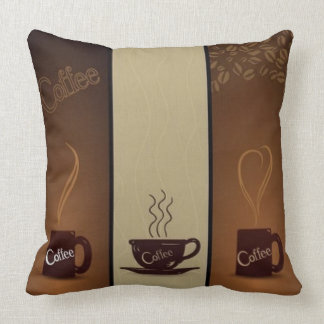 Almofada Travesseiro dos amantes do café