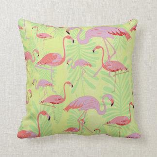 Almofada Travesseiro dos flamingos