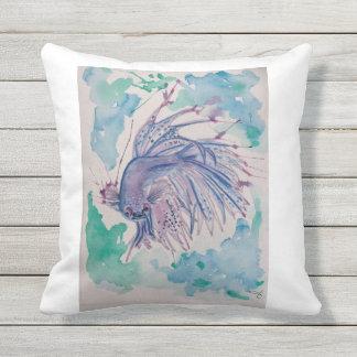 Almofada Travesseiro dos peixes de Betta