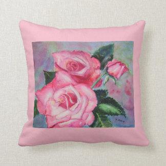 Almofada Travesseiro dos rosas