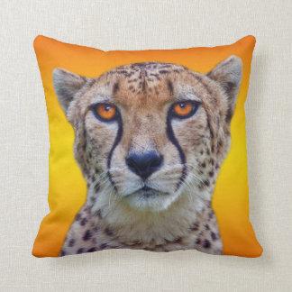 Almofada Travesseiro dourado dos olhos (Sunburst)