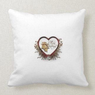Almofada Travesseiro elegante do Natal