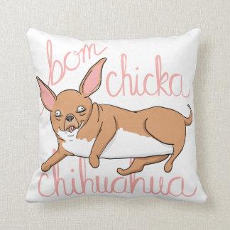 Almofada Travesseiro engraçado da chalaça do cão da